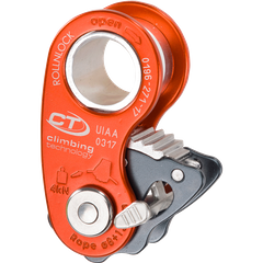 Блок-зажим Climbing Technology Roll-n-Lock, orange