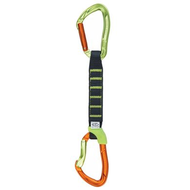 Відтяжка Climbing Technology Nimble Evo Set NY Pro 17, green/orange, нейлон, без муфти, 17